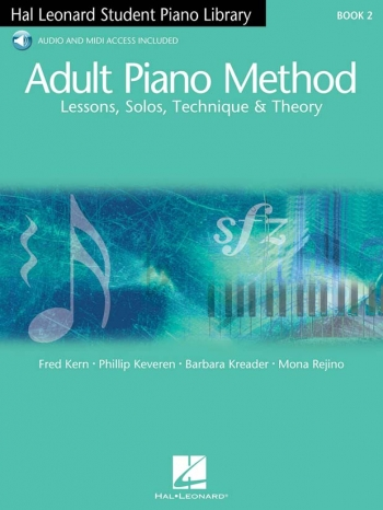 Hal Leonard Student Piano Library: Book 2: Adult Piano Method