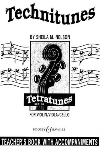 Technitunes: Teachers Book: Violin / Viola / Cello: Piano Accompaniment