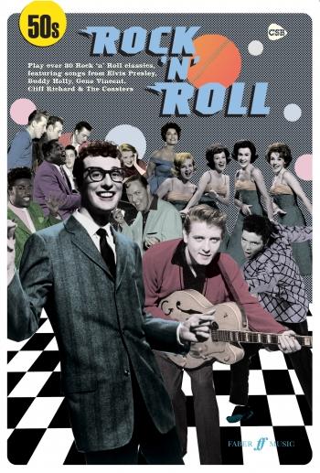 50s Rock N Roll: Guitar Chord Songbook