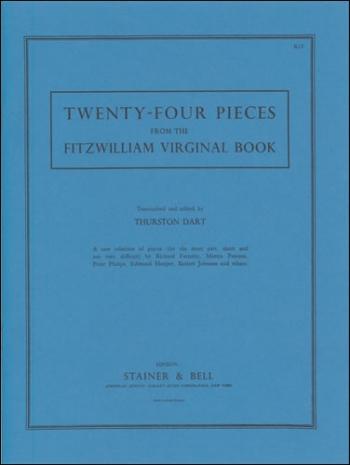 Fitzwilliam Virginal Book: 24 Pieces
