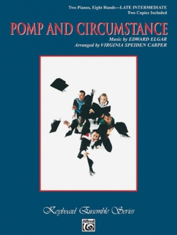 Pomp And Circumstance  (2pianos 8 Hands)