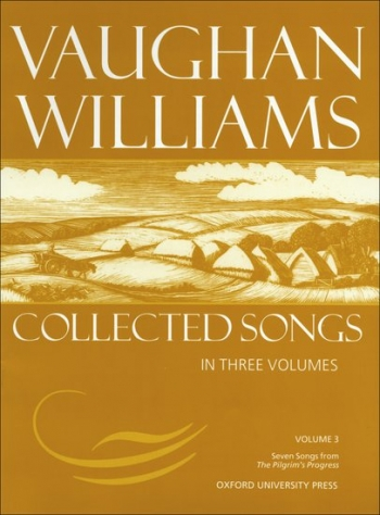 Collected Songs: Vol 3: Medium Voice & Piano (Oxford)