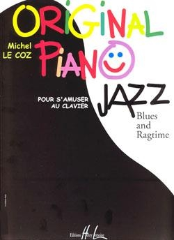 Le Coz: Original Piano Jazz: Blues: Ragtime