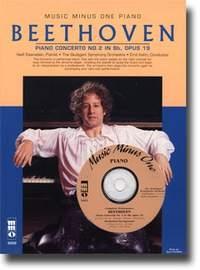 Piano Concerto: Op.19/2 Bb Major:: Piano Book & CD (MMO))