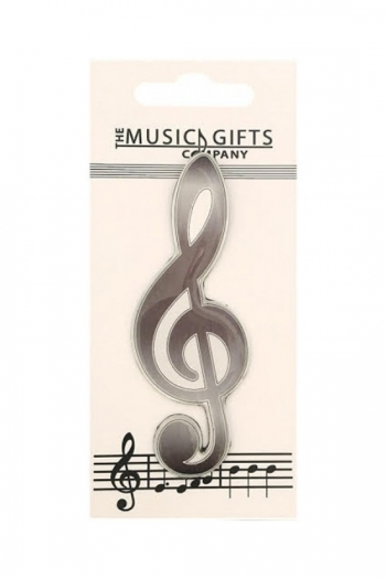 Fridge Magnet - Treble Clef