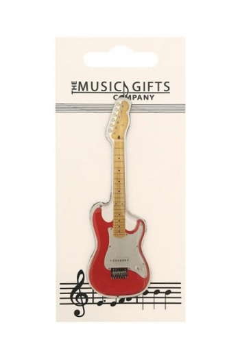 Miniature Musical Instrument Fridge Magnets