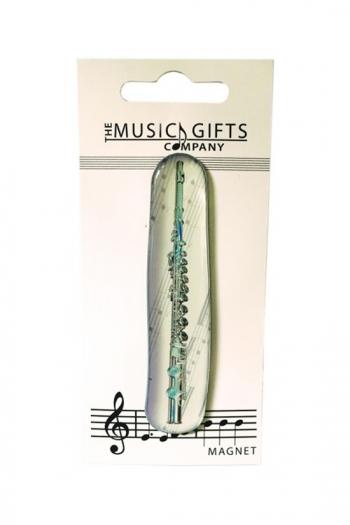 Gift - Fridge Magnet - Flute