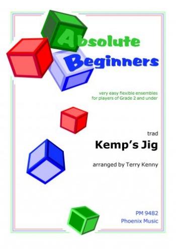 Kemps Jig : Ensemble-scandpts (kenny)