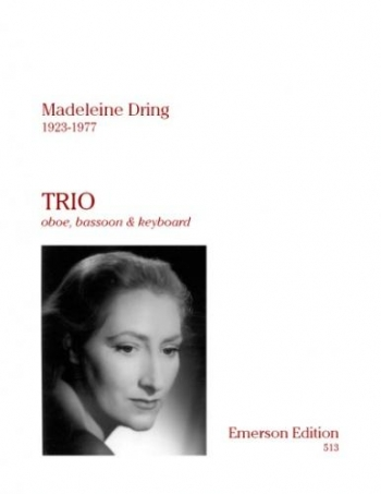 Trio: Oboe, Bassoon and Piano