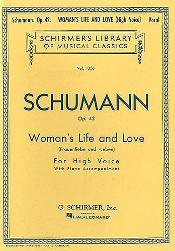 Womenslife and Love: Frau Und Lieben: High Voice: Vocal