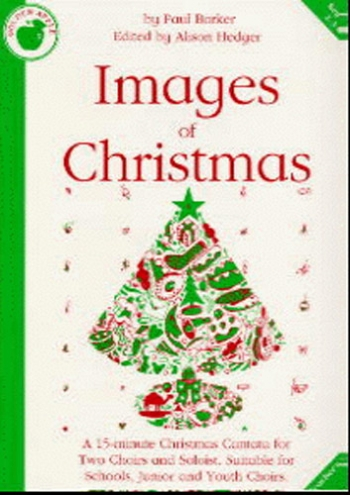 Images Of Christmas: Christmas Cantata: Teachers Book