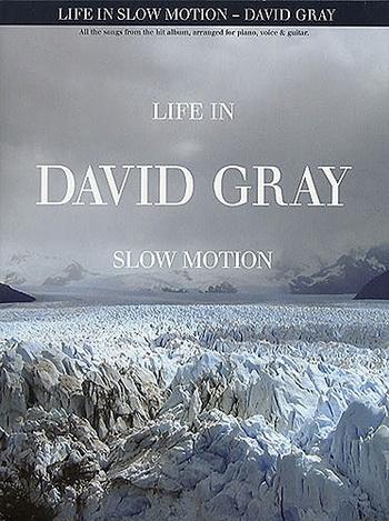 David Gray: slow Motion: Piano Vocal Guitar