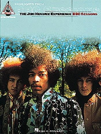 Jimi Hendrix : Experience: Bbc Sessions: Guitar