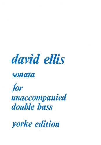 Sonata Op.42: Db Major: Double Bass (Yorke)