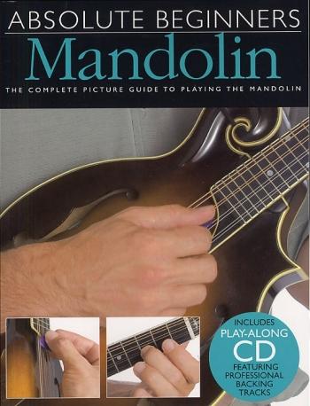 Absolute Beginners Mandolin: Bk and cd