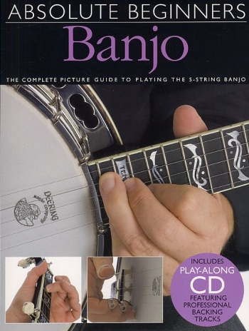 Absolute Beginners Banjo: Book & CD