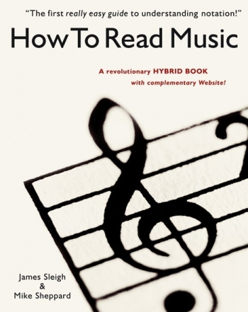 How To Read Music: Revolutionary Hybrid Book