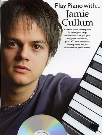 Play Piano With Jamie Cullum - Book & Cd