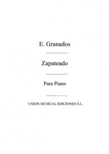 Zapateado No.6: Pzas Sobre Cantos Pplrs Esp For Piano