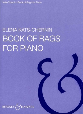 Book Of Rags: Piano (B&H Ed)
