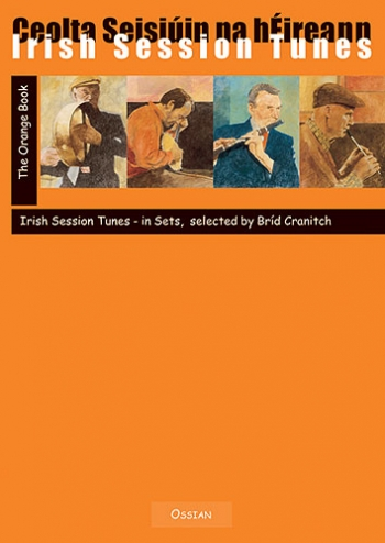 Irish Session Tunes In Sets: The Orange Book: Book Only