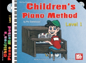 Mel Bays Childrens Piano Method Level 1