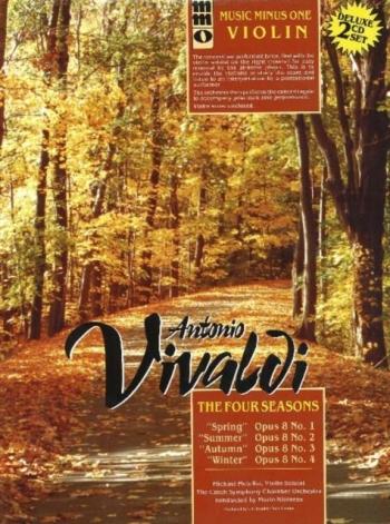 The Four Seasons Op8 -Violin