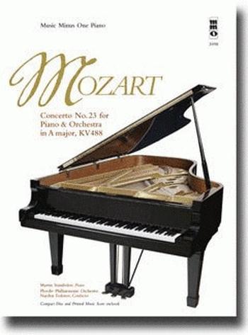 Concerto No.23 A Major Kv488: Piano: Book & 2cd (mmo)