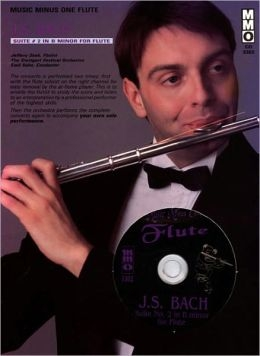 Suite 2: B Minor: Flute Book & CD (MMO)