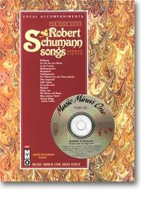 Leider: German Songs: High Voice (Mmo)
