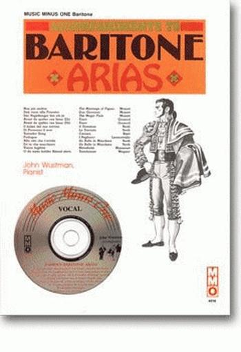Music Minus One: Baritone Arias (mmo)