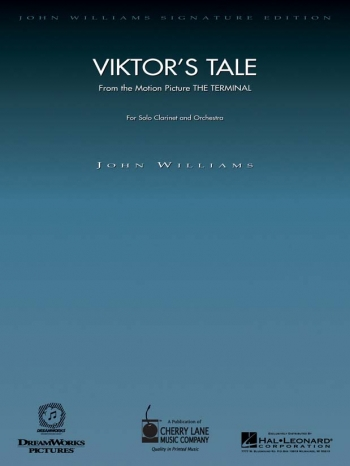 Viktors Tale From The Terminal For Clarinet & Piano (John William)