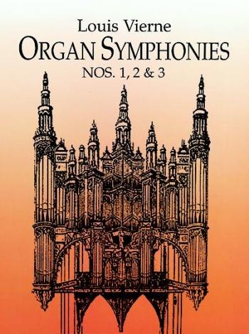 Organ Symphonies Nos. 1, 2 And 3