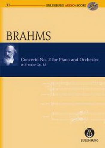 Concerto For Piano & Orchestra: Bb Major: Op83 (Audio Series No 31)