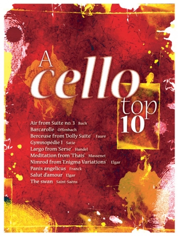 A Cello Top 10: Cello & Piano (Mayhew)