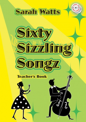 60 Sizzling Songs: Teachers Book Album (watts)
