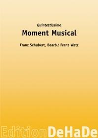 Schubert: Moment Musical: Fexible Wind   (watz)