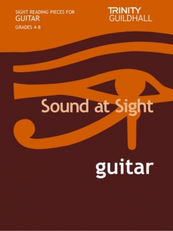 Trinity College London Sound At Sight Guitar Book 2: Grade 4-8 Sight-Reading