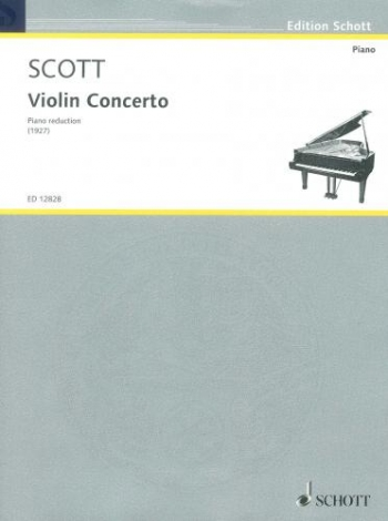 Concerto: 1927: Violin and Piano (Reduction)