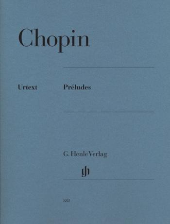 Preludes: Piano  (Henle)