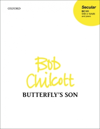 Butterflys Son: Vocal: Sab and Piano