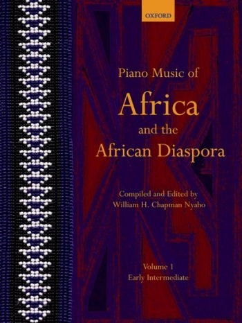 Piano Music Of Africa And The African Diaspora: Vol.1 (early Intermediate)
