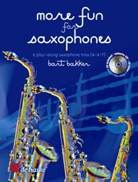 More Fun For Saxophones: Saxophone Trio
