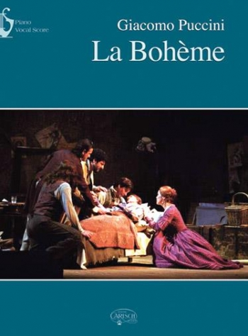 La Boheme: Piano Vocal Score