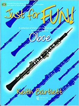 Just For Fun Oboe: Book & CD (Bartlett)