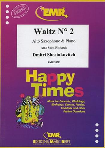 Waltz: 2  (Richards): Alto Saxophone
