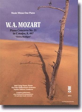 Concerto C Major No 21 Kv467: Book & Cd (mmo)