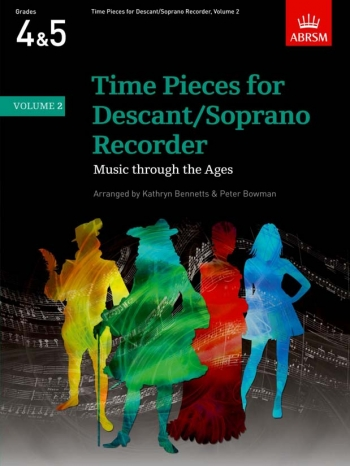 Time Pieces For Descant Recorder Vol.2: Recorder & Piano (ABRSM)