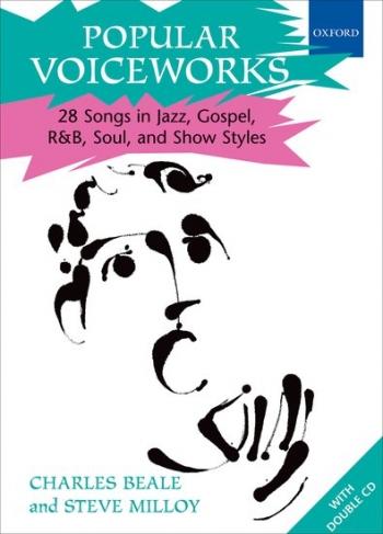 Popular Voiceworks: 28 Songs In Jazz & Gospel & R&B & Soul & Show Styles