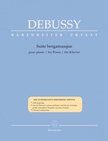 Suite Bergamasque: Piano  (Barenreiter)